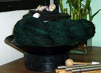 Emerald yarn
