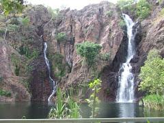 Wangy falls, Litchfield Nat.Pk. NT