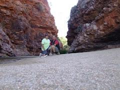 Simpson's gap, west McDonald ranges, NT