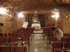the Catholic dugout Church