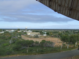 Carnarvon, from the dish