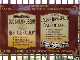 the transport museum entrance