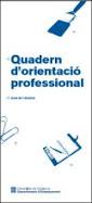 QUADERN D'ORIENTACIÓ PROFESSIONAL