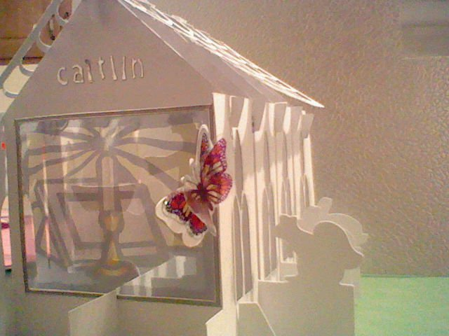 Lily 39 s craft attic first communion for First communion craft ideas