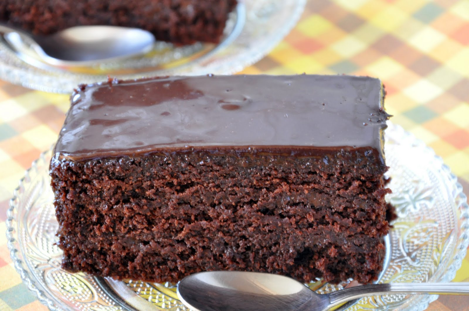 Served with love: Chocolate Truffle Cake
