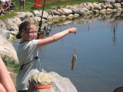 Fishing in Herriman