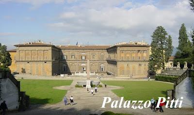 Palacio Pitti imagen exterior