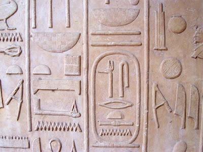 escritura jeroglifica