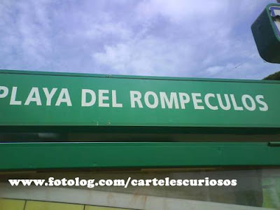 playa rompeculos