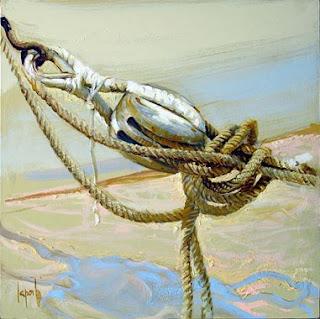 pintura de Jaume Laporta