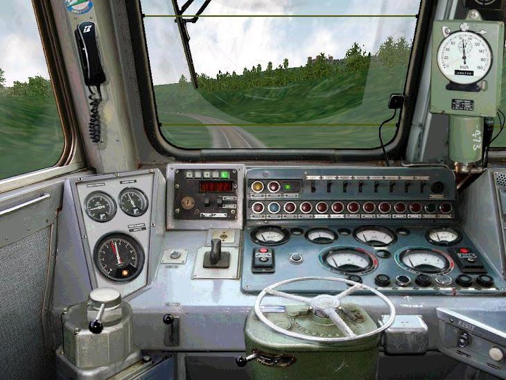 cabina pilota mdvc