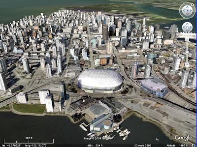 Vancouver en 3D