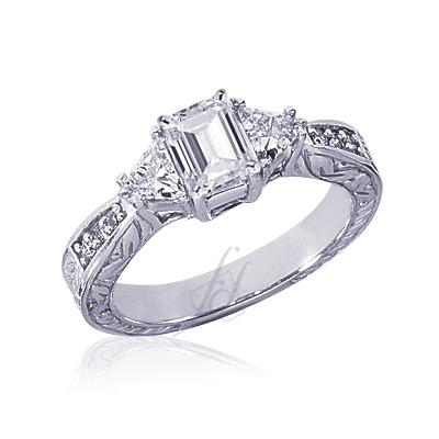 best diamond engagement ring