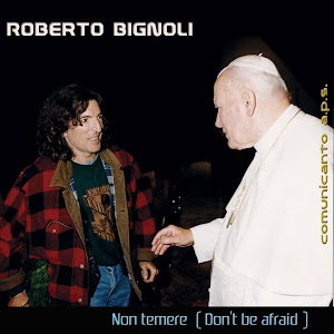 "Roberto Bignoli ""Non Temere"" (nie bójcie sie)"