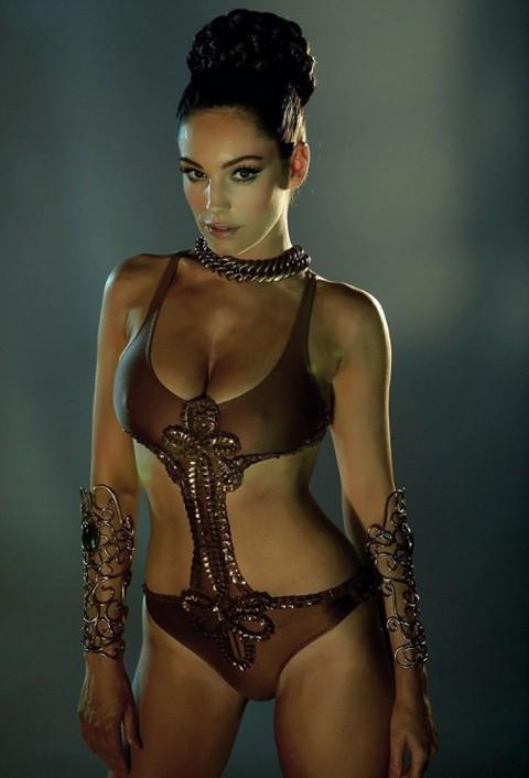 princess leia slave photos. Princess Leia Slave Outfit