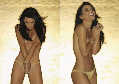 Helen Ganzarolli Pelada Fotos Nua Na Revista Playboy