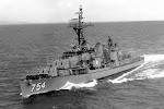 USS Frank E. Evans (DD754)