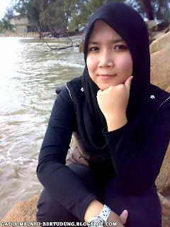 Gambar Bogel Awek Cun Bertudung Comel   Melayu Boleh.Com