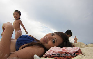 Gambar Bogel Gambar Melayu Berbikini di Bali, Indonesia   Melayu Boleh.Com