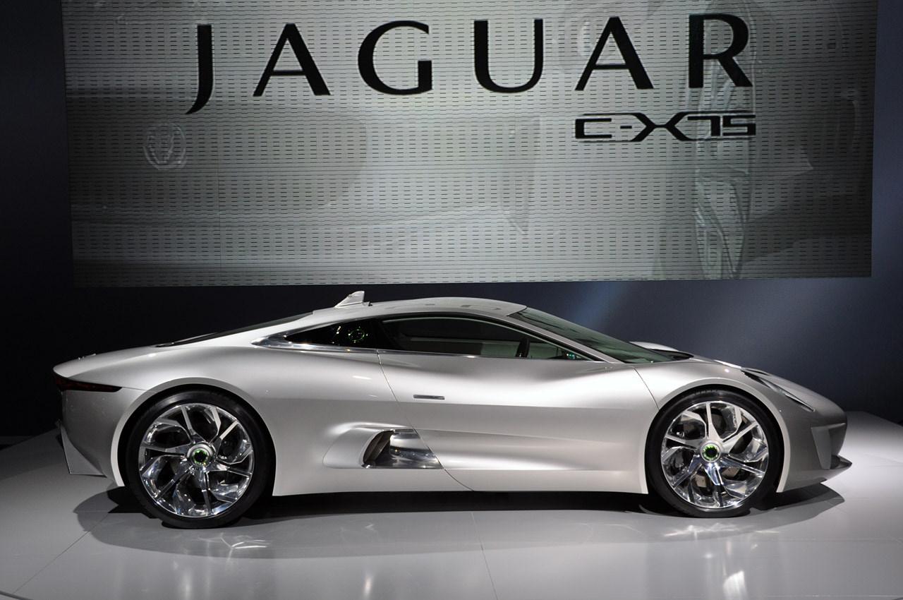 jaguar c x75 par s 2010 autos ultimo modelo. Black Bedroom Furniture Sets. Home Design Ideas