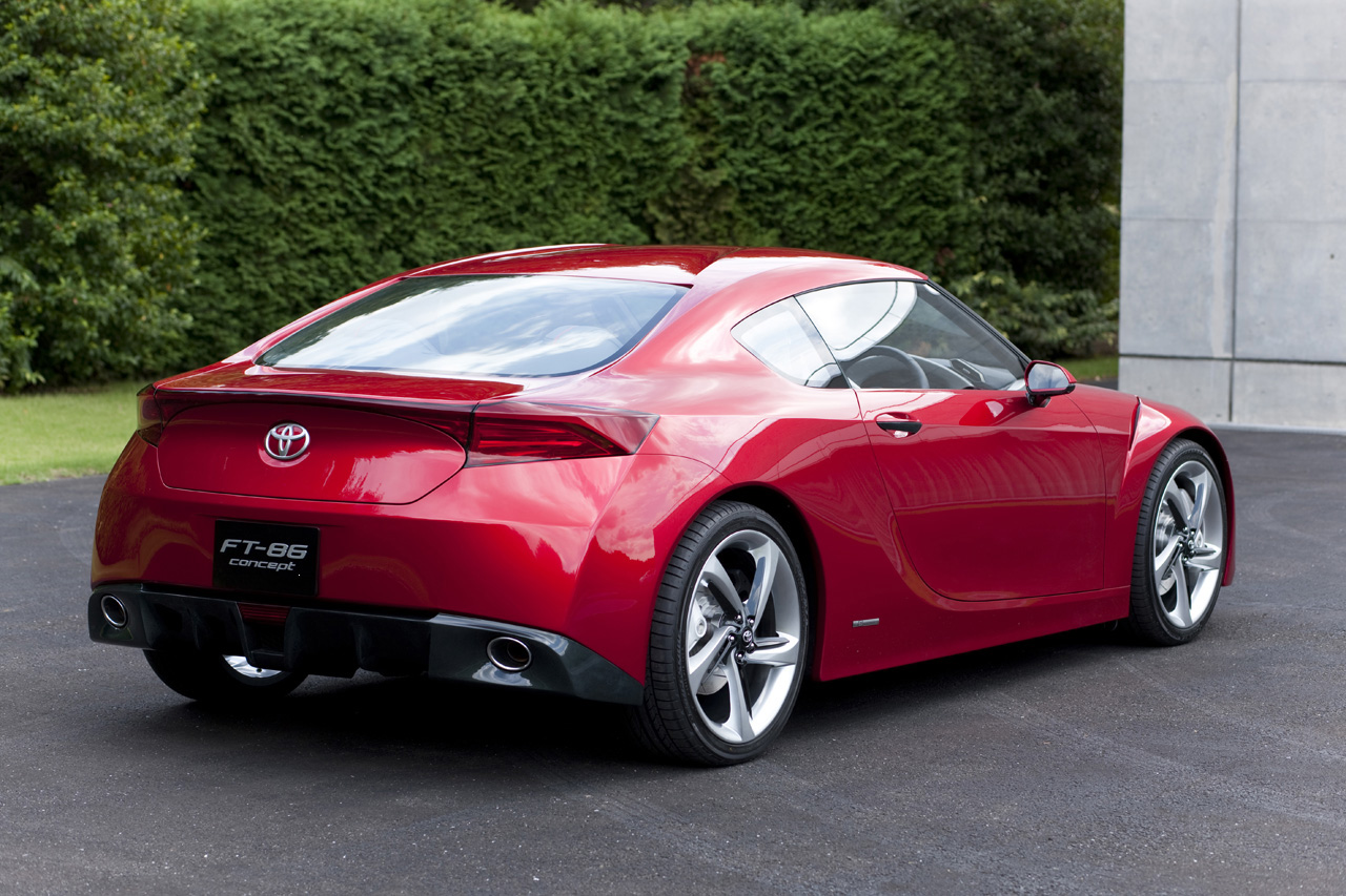 Toyota Ft 86 Concept Autom 243 Viles Ultimo Modelo 2017