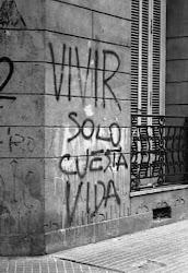 LUCHA = VIDA