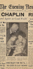 London's The Evening News Sept 18, 1952