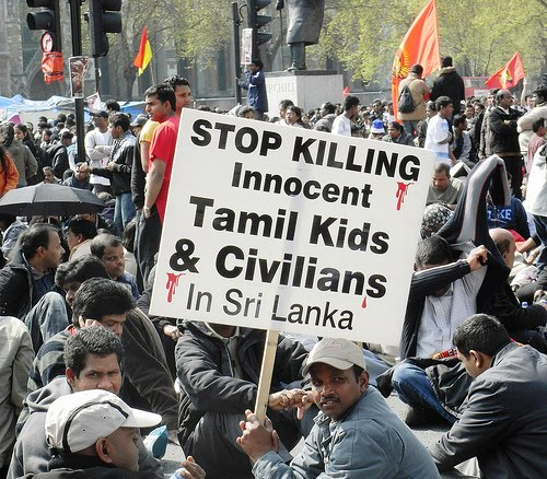 sri lankas continual civil war Of possible war crimes in sri lanka's brutal civil war with tamil tiger  has said  is the continuing deterioration of human rights in sri lanka,.