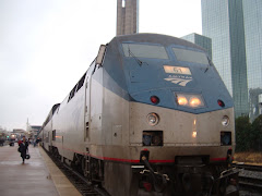 amtraks texas eagle in dallas