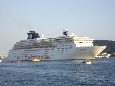 Crucero Pullmantur Barco Zenith