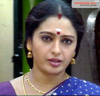 The couple Seetha-Parthiban have two daughters Abhinaya, Keerthana and ...