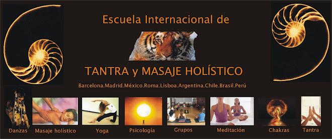 Escuela Internacional de Tantra y Masaje Holístico