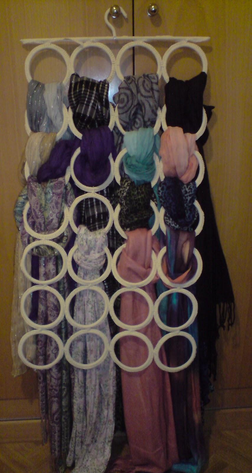 dnde guardis vuestros fulares pauelos bufandas y otros accesorios