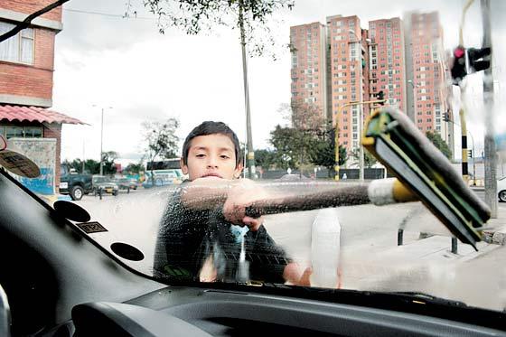 Trabajo infantil en Colombia