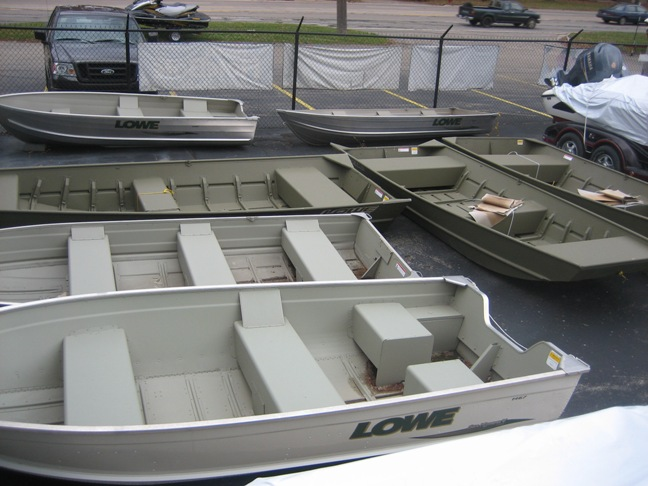 Fishing Boats: Aluminum Fishing Boat