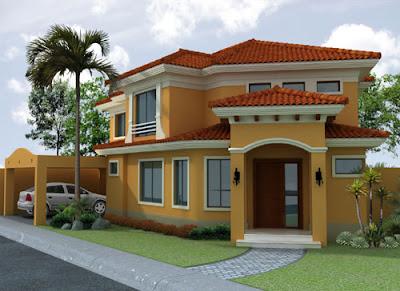 Lo mejor del ecuador for Modelos de casas procrear clasica