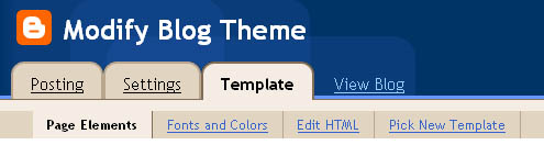 How To Modify the Blogger Template - The Core Javacript Library for JSON Widgets