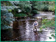Moniteur guide de pêche en Haute Vienne
