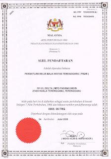 bingkai sijil