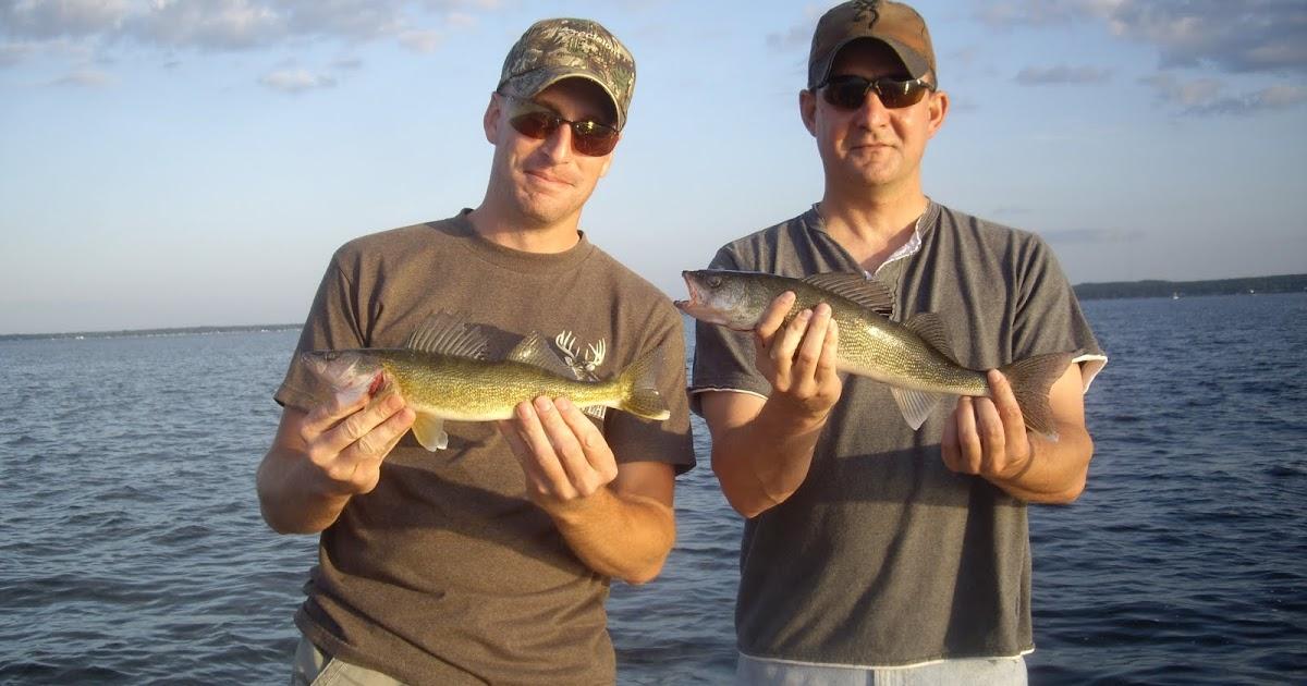 Houghton lake walleye report houghton lake walleye report for Enid lake fishing report