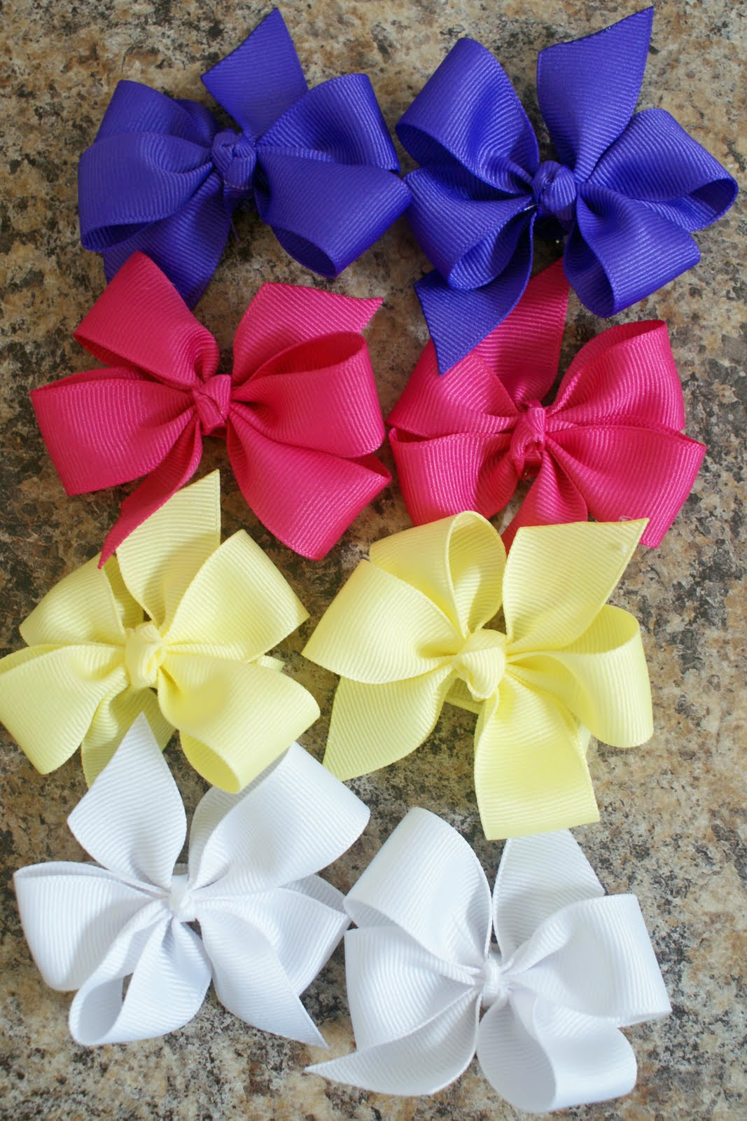 In the ward neighborhood got together and had a bow party i didn t