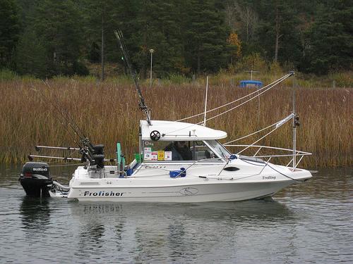 Båten Kållandsöträffen 2007