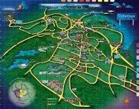 peta cyberjaya