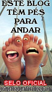 "SELO OFICIAL ""TM PS PARA ANDAR"""