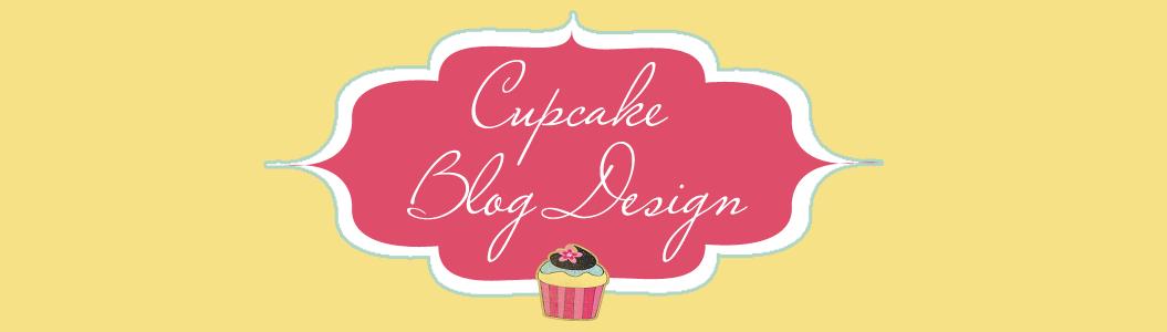 Cupcake Blog Design