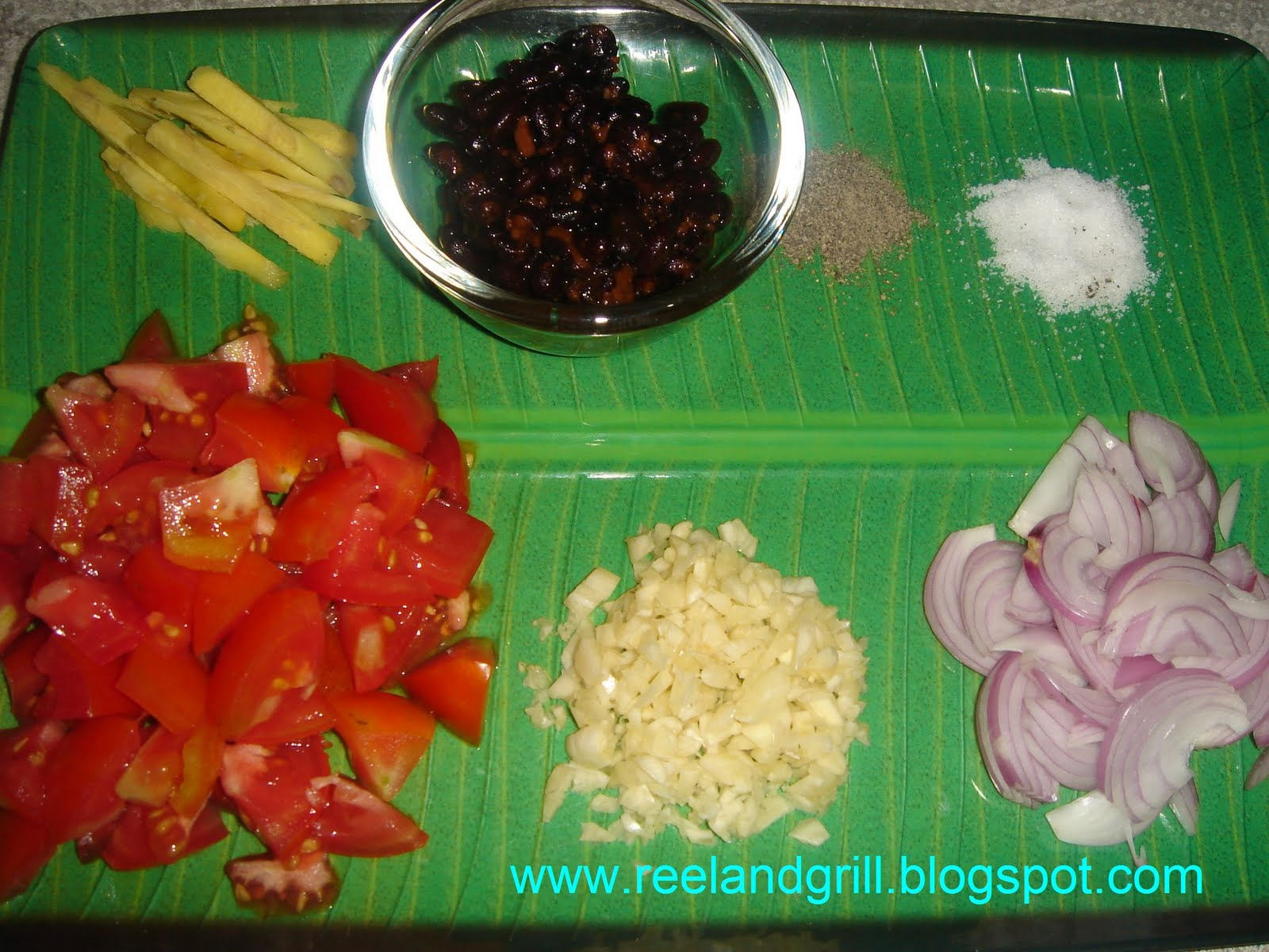 how to cook bangus with black beans