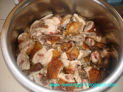 how to cook paksiw na manok