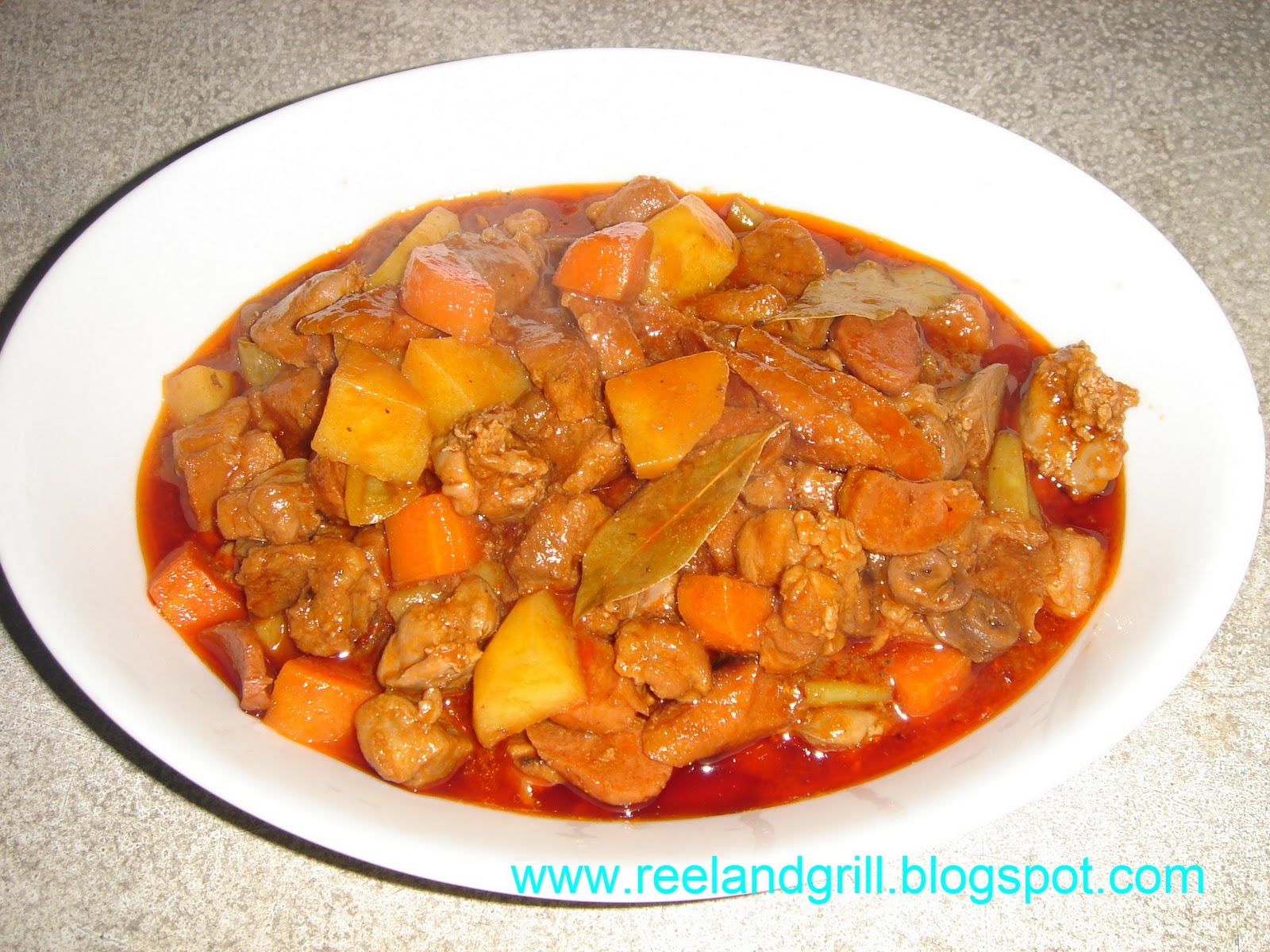 how to make menudo filipino recipe