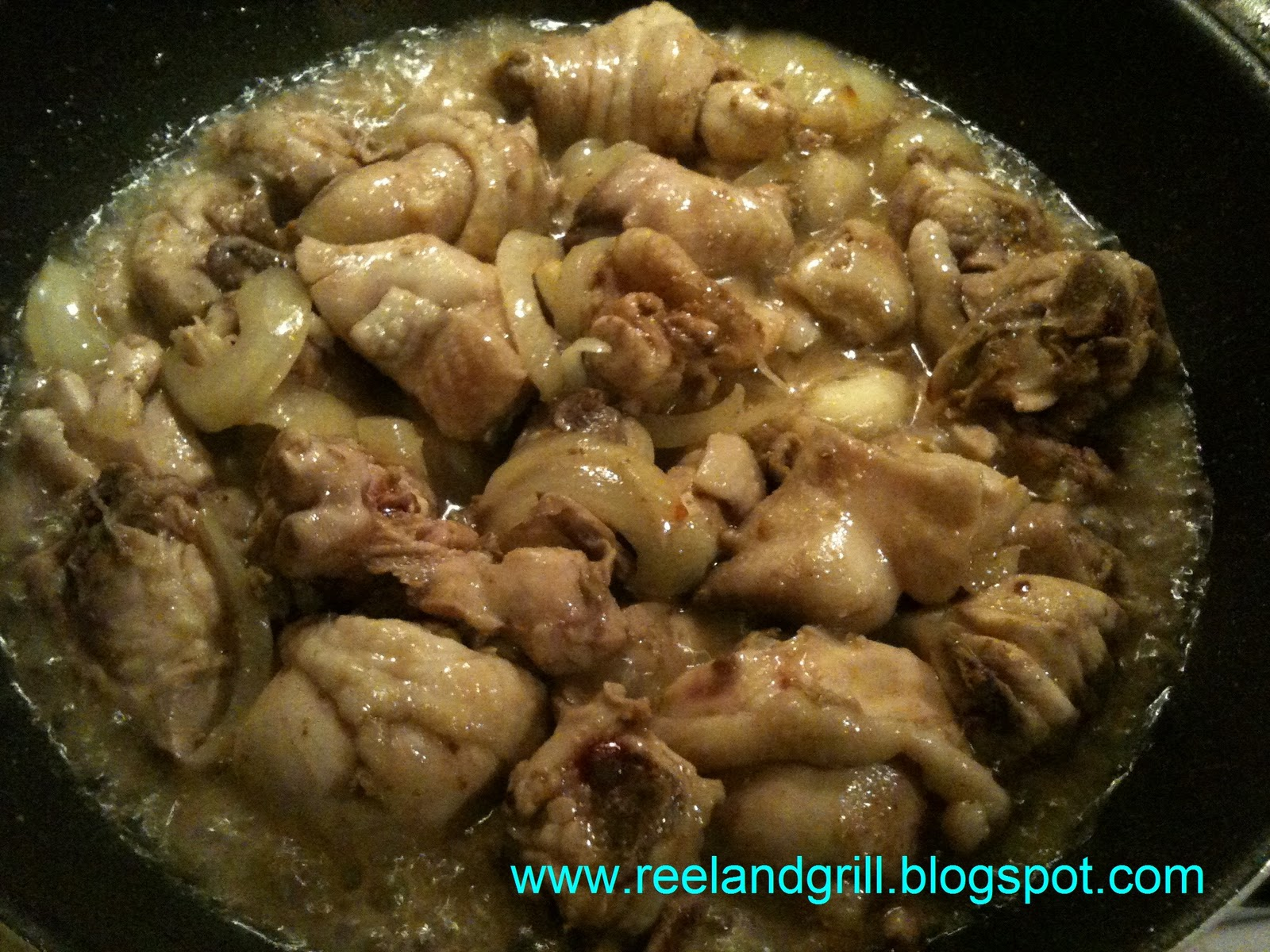 how to cook ginataang manok