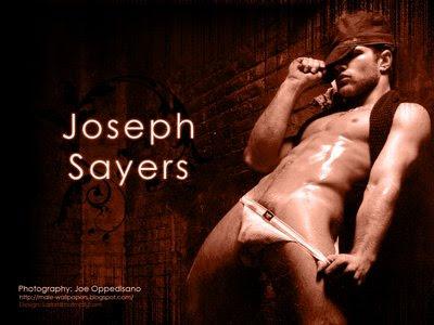 Joeseph Sayers Underwear Wallpapers